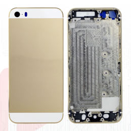 Back Cover Gold iPhone 5S